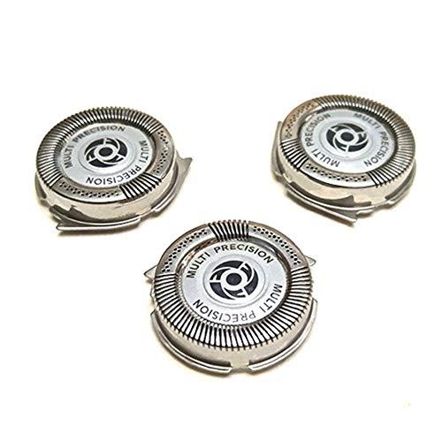 Preisvergleich Produktbild sanguiner 3 STÜCKE Ersatzköpfe für die elektrische Rasur für Philips Razor SH50 S5091 S5080 S5076 S5420 5082 und andere Modelle Rasierzubehör