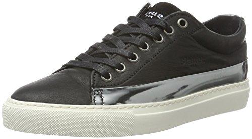 Blauer USA Damen Wocuplow Sneakers Schwarz (Black)