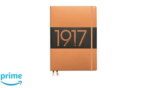 LEUCHTTURM1917 354349 Pen Loop Kupfer Stiftschlaufe selbstklebend
