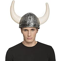 Viving Costumes Casco Vikingo, (204668)