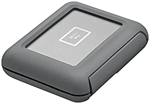 LaCie Copilot 2000GB Portable External Hard Drive and Backup On Set Solution (BOSS)
