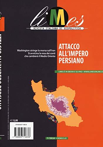 Limes. Rivista italiana di geopolitica (2018): 7