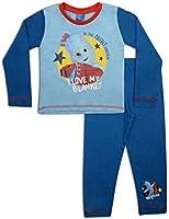 In The Night Garden Pyjamas Igglepiggle Pyjama Set Snuggle Fit Cotton PJs