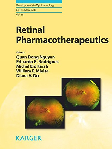 Retinal Pharmacotherapeutics (Developments in Ophthalmology)