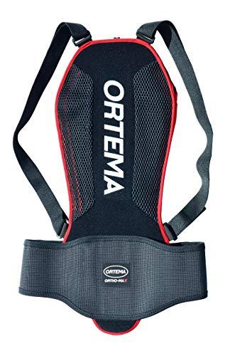 Ortho-MAX Light: Leichter & Verstellbarer Unisex Rückenprotektor für Ski/Snowboard   Bike   Water Sports & mehr