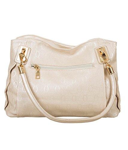 Di Grazia Women s Handbag (Combo Of 3 ) (Ivory White 4677de4cbb426