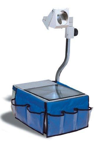Pacon Overhead Projektor Caddy, 30.48 cm x 19.05 cm, blau von jeder Seite Pacon Corp.