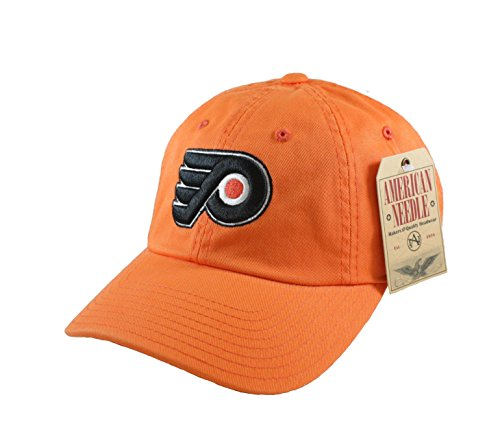 nhl-philadelphia-flyers-unstructured-twill-blue-line-cap-by-american-needle-by-american-needle