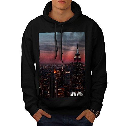 Empire State Building Men M Kapuzenpullover | Wellcoda