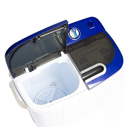 Zoom IMG-2 display4top lavatrice mini capacit 4