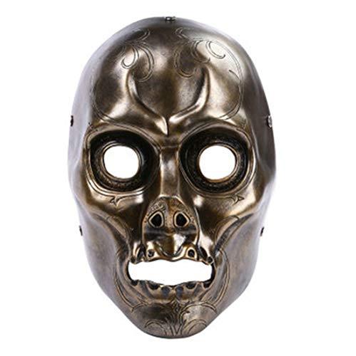 PPO Halloween Party verkleiden Sich Film und Fernsehen Maske Harry Potter Todesser Harz Maske Film und Fernsehen Sammlung