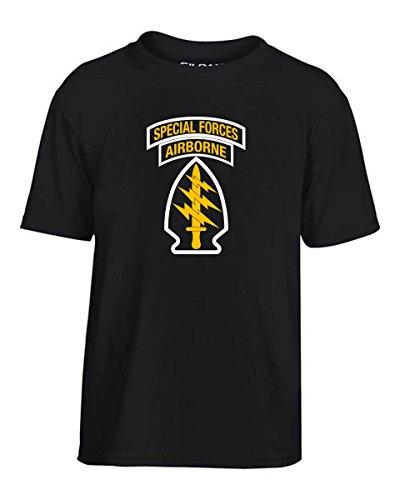 cotton-island-t-shirt-para-ninos-t0328-us-army-special-forces-militari-talla-9-11anos