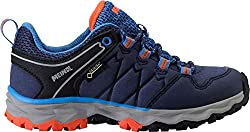 Meindl Kinder Wanderschuhe Ontario Junior GTX 2109 Marine/Orange 35
