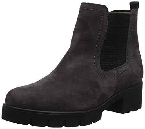 Gabor Shoes Damen Casual Stiefeletten, Grau (Pepper, 39 EU