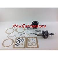Kit cilindro pistone albero guarnizione motore DIESEL LOMBARDINI 3LD510 KIT3BCN2 - Motore Diesel A Gomito