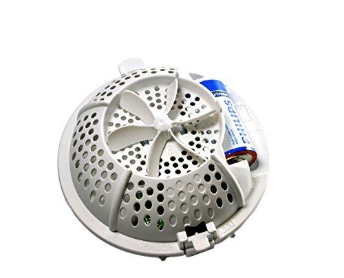 Fre-Pro Easy Fresh 2.0 Programmierter Lufterfrischer - Motoreinheit mit Lüfter, 12 Stück (Programmierbare Lufterfrischer)