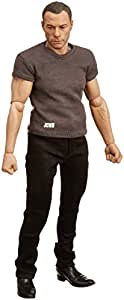 1/6 veritable chef-d'?uvre figure a collectionner / Jean-Claude Van Damme RM-1043 [Japon veritables]