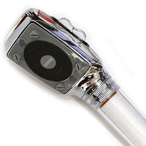 Handheld Bio W Pommeau de Douche Spray - Élimine Les bactéries, DE métaux Lourds et de Chlore