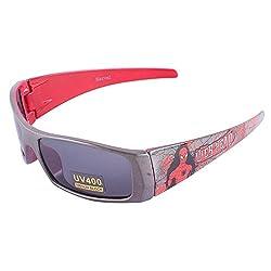 Disney Spiderman Sport Sunglasses (Red and Grey) (C35026)