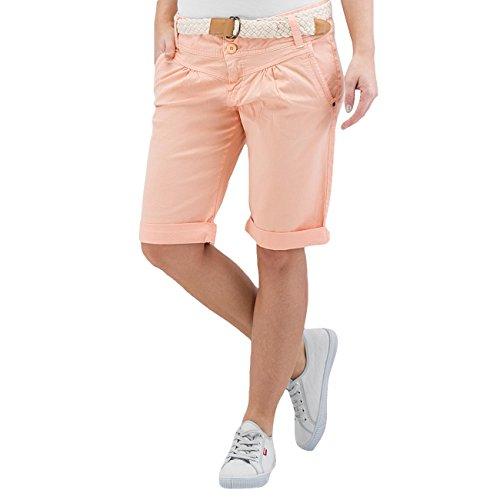 Authentic Style Damen Hosen / Shorts Fresh Made Jaden Orange