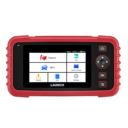 Launch CRP123X OBD2 Scanner Professioneller Automotive Code-Lesegerät für Motorgetriebe, ABS SRS Diagnose, mit AutoVIN Service Wi-Fi Updates