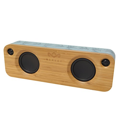 The House Of Marley Get Together Bluetooth EM-JA006-BH-WW - Altoparlanti Portatili