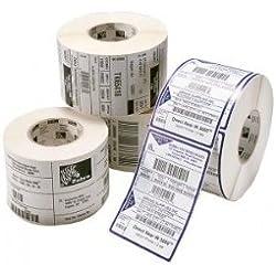 Zebra Z-Perform 1000D - Etiquetas de impresora (Térmica directa, Papel, Permanent Adhesive, 102mm x 64mm, 20 cm, 7,6 cm)