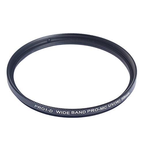 Kobwa 37mm-95mm Größe Des Ultra-dünnen Pro1 Multi-beschichteten UV Ultra-violetten Objektivschutzfilters