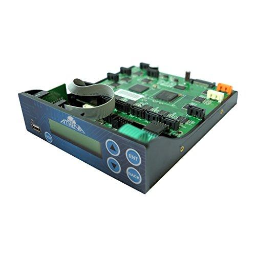 Athena Duo Serie Controller mit SATA-Anschlüsse für USB Flash Memory, BD-R CD DVD Disc Vervielfältigung (dp-fu0-u911) (Copystar Fax)