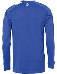 Camiseta de manga larga para hombre colour Kempa Peak (azul/blanco), color  - azul, blanco, tamaño XXXL