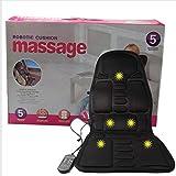 Massage-Matratze voller Körper Beheizte Massagematte Fernbedienung Kissen Faltbare