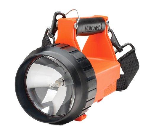 Vulcan Standard-system (Streamlight 44400Fire Vulcan Standard System Flutlicht mit Dual hinten LEDs, orange, 44401)