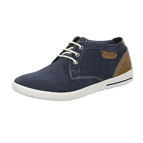 S. Oliver Shoes He.-Stiefel Größe 44 JEANS (Jeans Stiefel Braune)