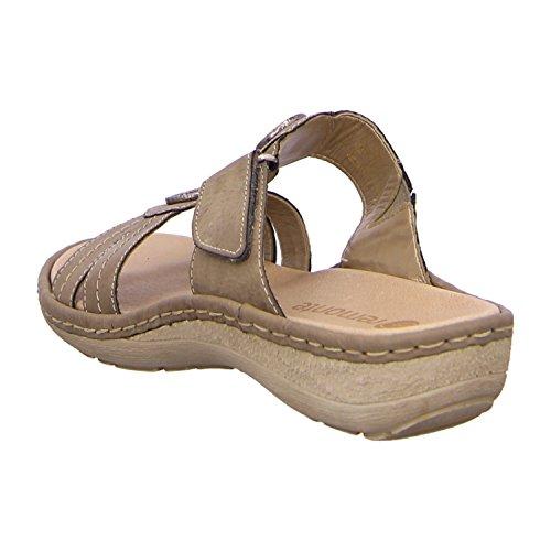 Remonte DorndorfD7667-42 - Pantofole Donna Marrone