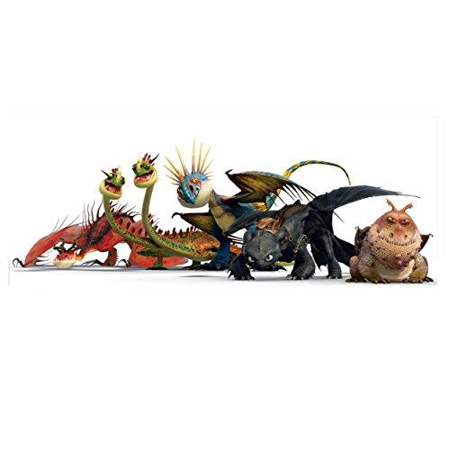 Preisvergleich Produktbild Drachenzähmen leicht gemacht – 25 teilige Drachenkollektion [UK Import]