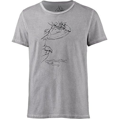 Red Chili Herren T-Shirt Erbse Dyno Stone (233) M