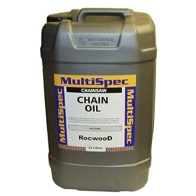 Chainsaw Chain Oil, 25 Litre Container, 25L