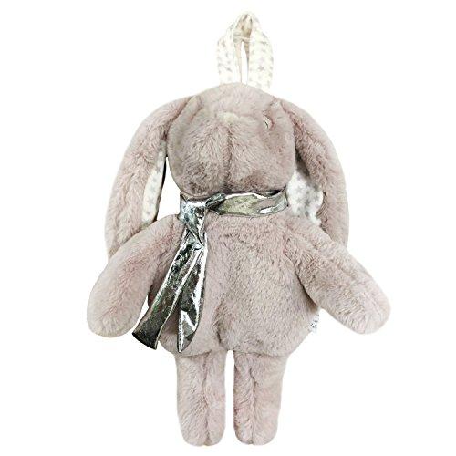 Missley Hase Schulranzen Mode Karikatur Hase Rucksack Schön Baby Tier Ausgestopft Spielzeug Beste Geschenk zum Weihnachten Halloween (Tiere Beste Ausgestopfte)