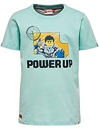 Lego Wear Boy Nexo Knights Teo 306, T-Shirt Garçon