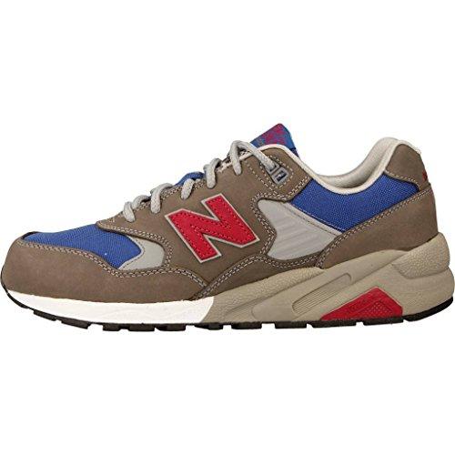 New Balance 580 Herren Sneaker Grau Grau