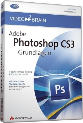 Adobe Photoshop CS3 Grundlagen (DVD-ROM)