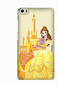 Pick Pattern with Exclusive DISNEY Characters Back Cover for Xiaomi Mi Note
