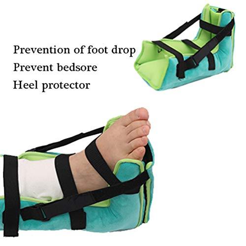 JM-D Taloneras Patucos antiescaras Protector de pie, talón o Codo para prevenir la hiperplasia de Las...