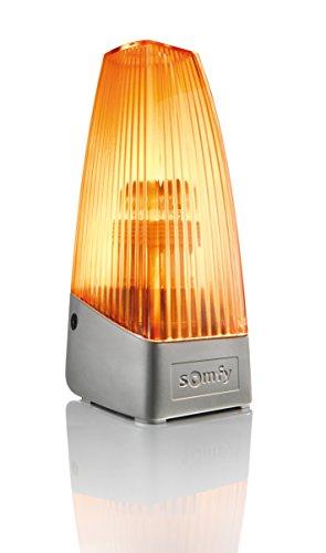 Somfy 2400939 Lichtschranken-Set für Torantriebe, Schwarz