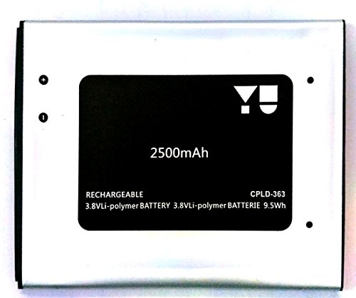 Yu yureka Battery AO5510 2500 MAH Yureka Battery/Micromax Yu Yureka battery