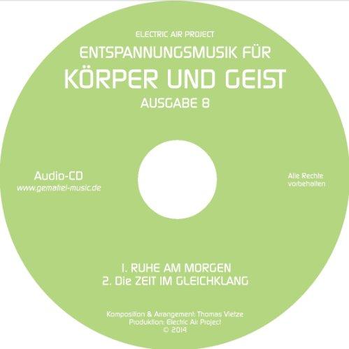 Entspannungsmusik für Körper und Geist 8 (für Meditation und Tiefenentspannung, mit Klangschalen) (GEMAfrei/Lizenz optional) - 4