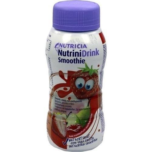 NUTRINI Drink Smoothie Rote Früchte 200 ml - Frucht-smoothie-drinks