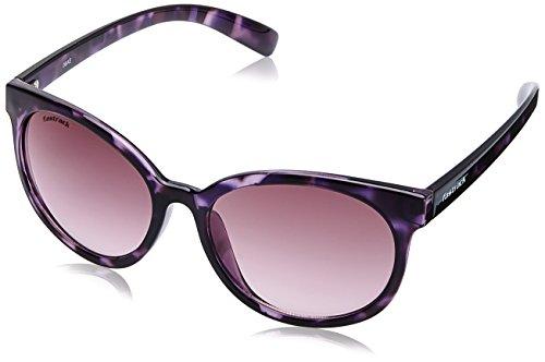 Fastrack Gradient Goggle Women\'s Sunglasses - (P381PR2F|60|Purple Color)