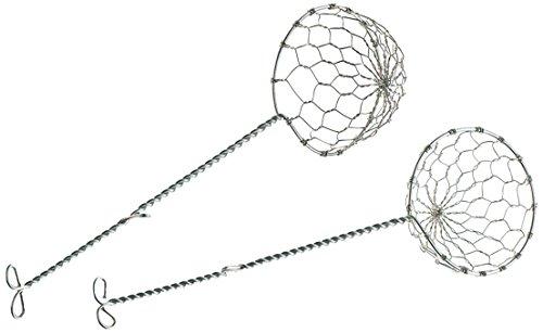 Kela 77924 Fondue-Sieb-Set, 4 Stück, 18/10 Edelstahl, - Pot Hot