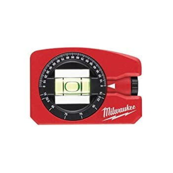 Milwaukee 4932459097 Billet Torpedo Level Rouge//Noir